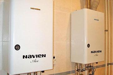 Газовый настенный котел Навьен
