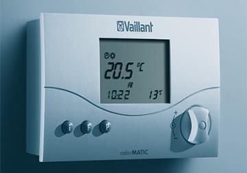 Комнатный термостат для газового котла