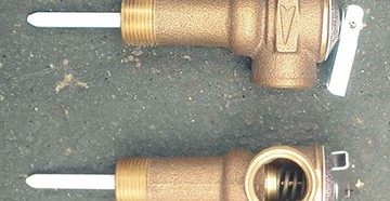 Предохранительные клапаны для водонагревателя