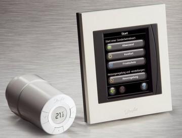 Электронный термолегулятор
