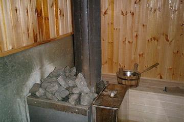 Банный котел на газе