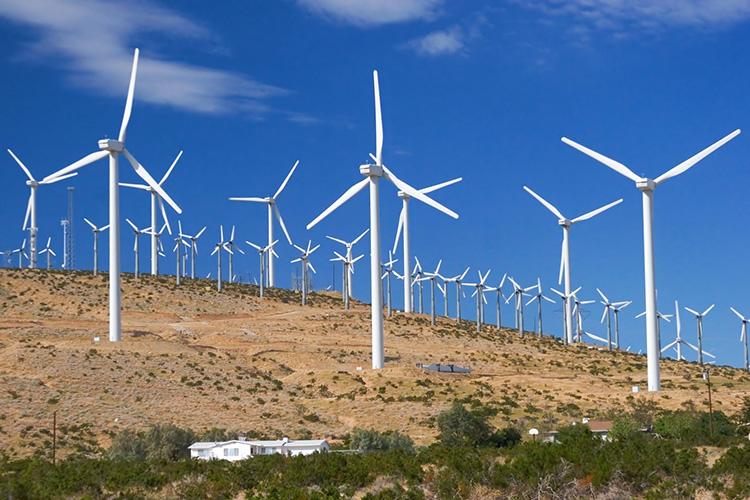 Использование энергии ветра для отопления