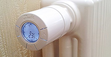 Терморегулятор батарей отопления