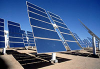 Солнечная батарея для обогрева дома