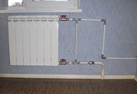 Радиаторы для водяного отопления