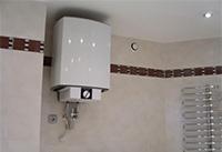 Водонагреватель на стене