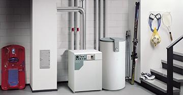 Двухконтурный газовый котлел отопления