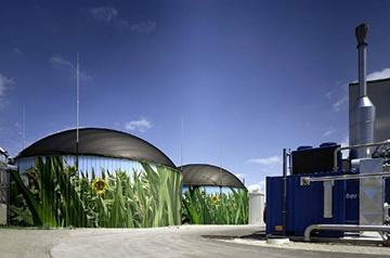 Биогаз как топливо