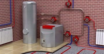 Отопительная система в частном доме