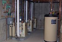 Газовая котельная в доме