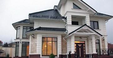 Обогрев двухэтажного дома