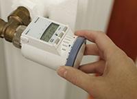 Отопительный терморегулятор