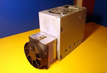 Самодельный электрогенератор