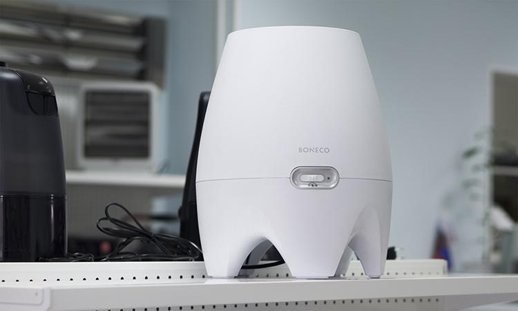 Прибор для очищения воздуха с технологией холодного испарения