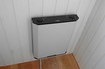 Внутренний блок вентиляционной системы
