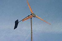 Самодельный ветряк