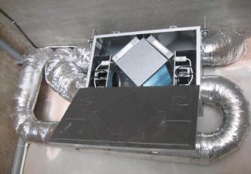 Приточно-вытяжная система мини