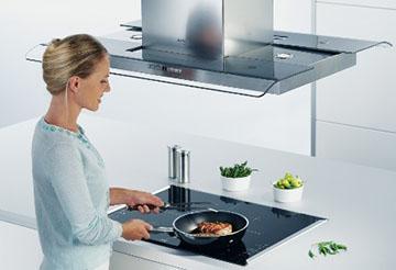 Вытяжная система на кухне