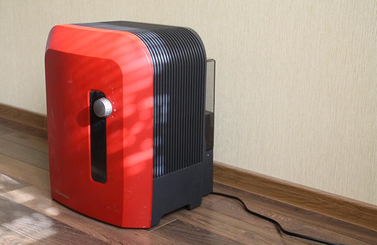 Аппарат для очистки воздуха