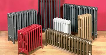 Разновидности отопительных батарей