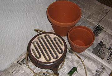 Материалы для сборки плавильного оборудования