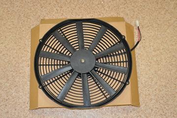 Вентилятор охлаждения масляного радиатора