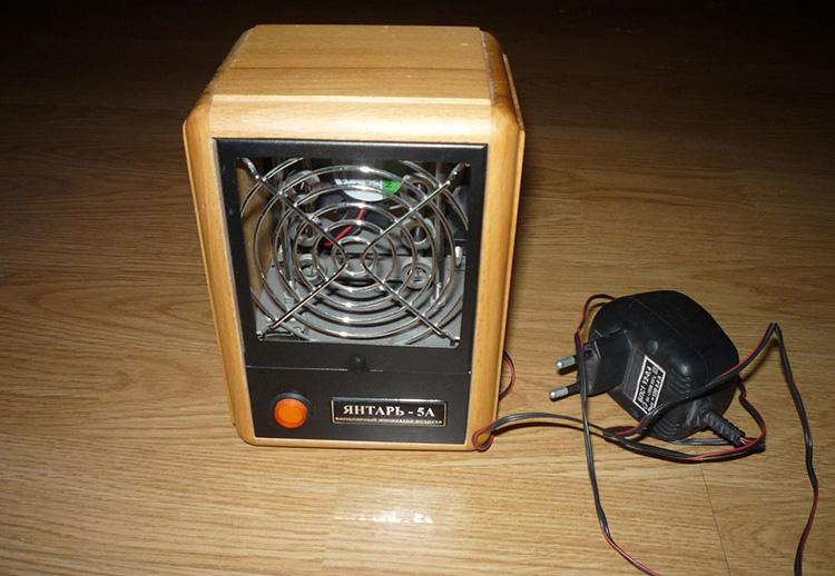 Ионизатор для домашнего использования