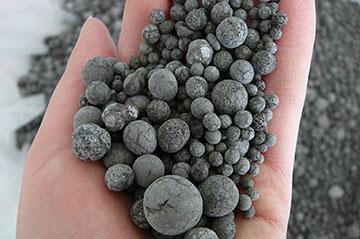 Пеностекло в гранулах