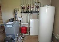 Организация отопления частного дома
