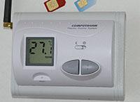 современный GSM термостат
