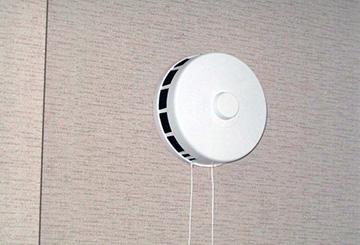 Клапан приточной вентиляции