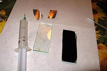 Материалы для изготовления нагревателя