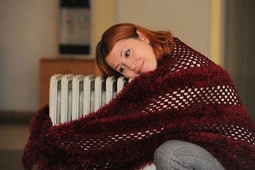 Температура в помещении зимой