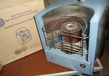 Дизельная печка Фалько-Эккель
