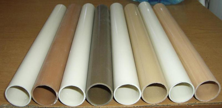 Трубы - поливинилхлорид