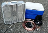 прибор для осушения воздуха