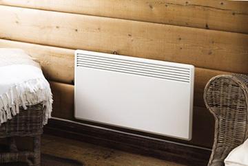 радиатор электрический в интерьере