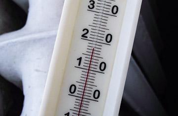 температура радиатора