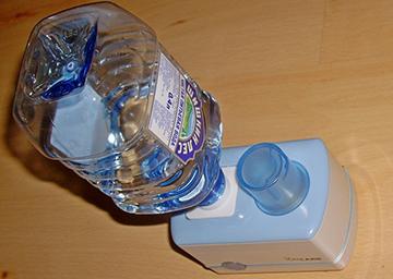 увлажнитель из бутылки
