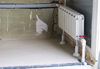 подключение теплого пола к однотрубной системе отопления