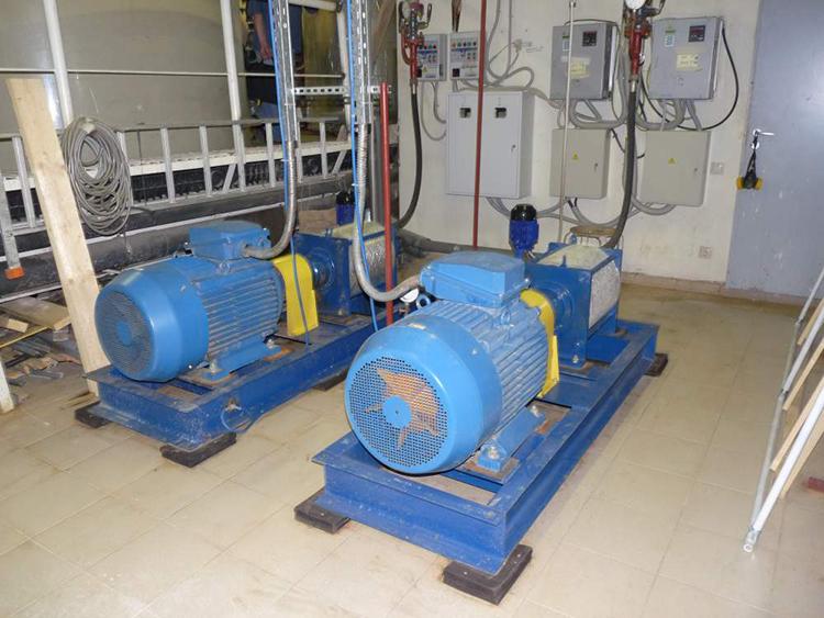 генератор кавитационного типа