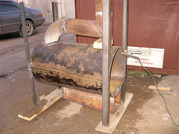 банная печка