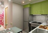 кухня - интерьер