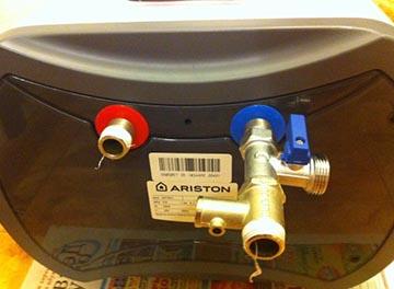 разновидности и слабые стороны водонагревателей Аристон