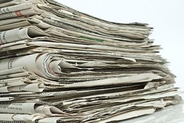 набор газет
