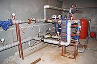 линия подпитки системы отопления