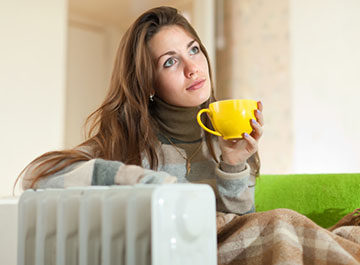 тепло в квартире