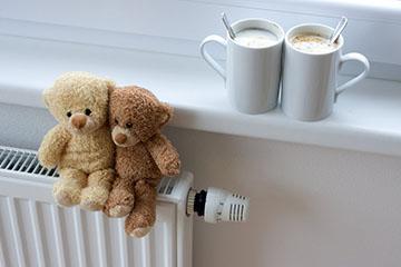 тепло и уют в квартире