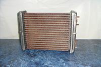 радиатор отопителя медный 3-х рядный
