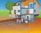 отопление дома насосом